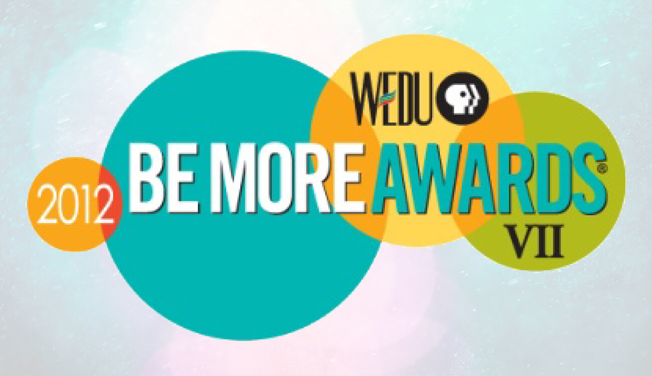 WEDU Be More Awards – Be More Informed