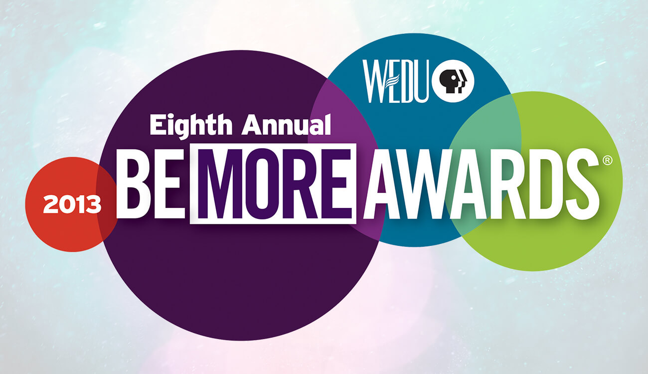 WEDU Be More Awards – Be More Knowledgable