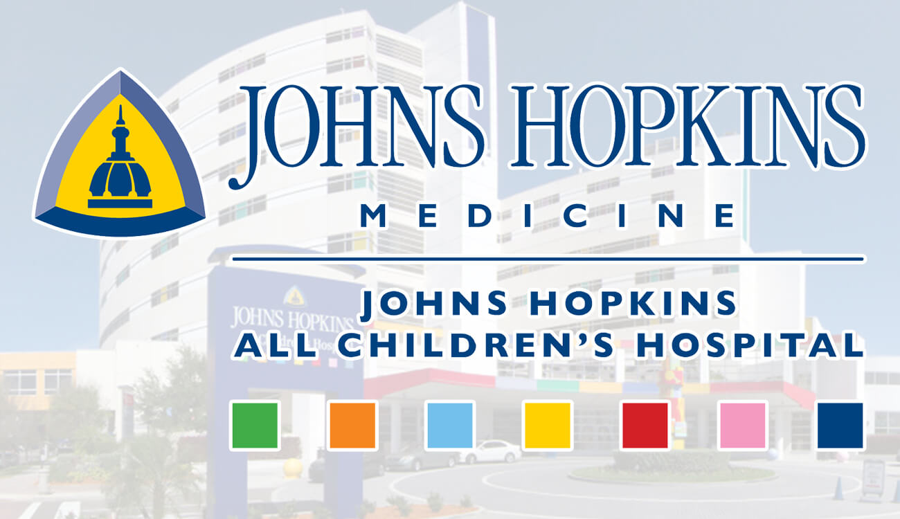 Johns Hopkins All Children's Hospital Partners with MORE HEALTH
