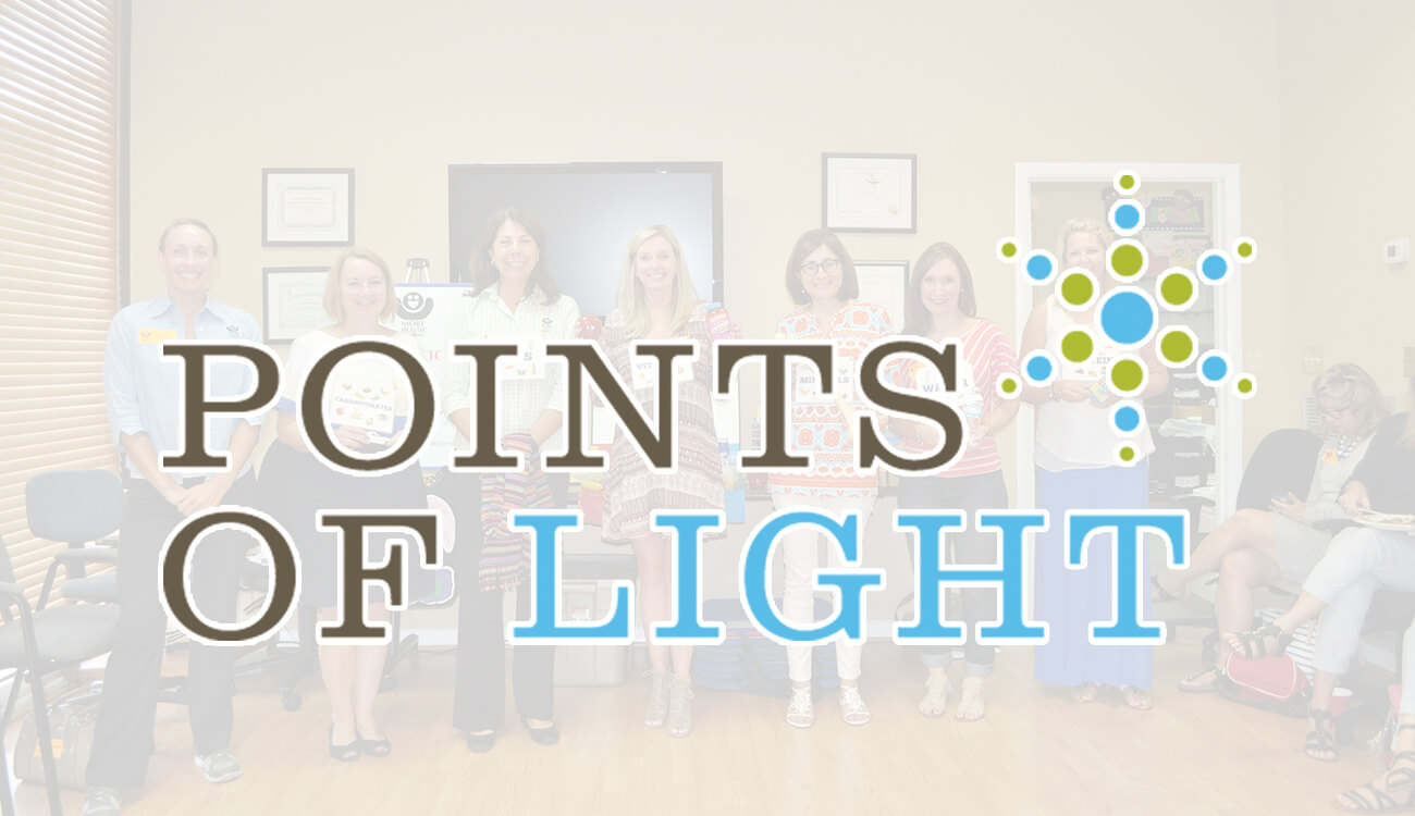 Points of Light Award from Governor Charlie Crist