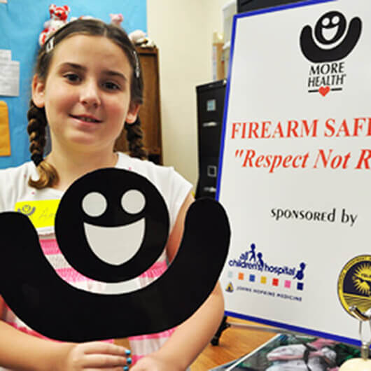 "Firearm Safety 1 ""Respect Not Risk"""
