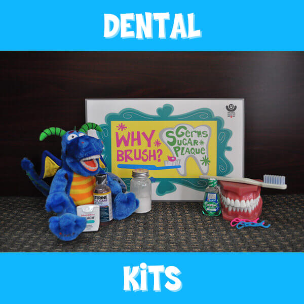 MORE HEALTH Complete Dental Kit