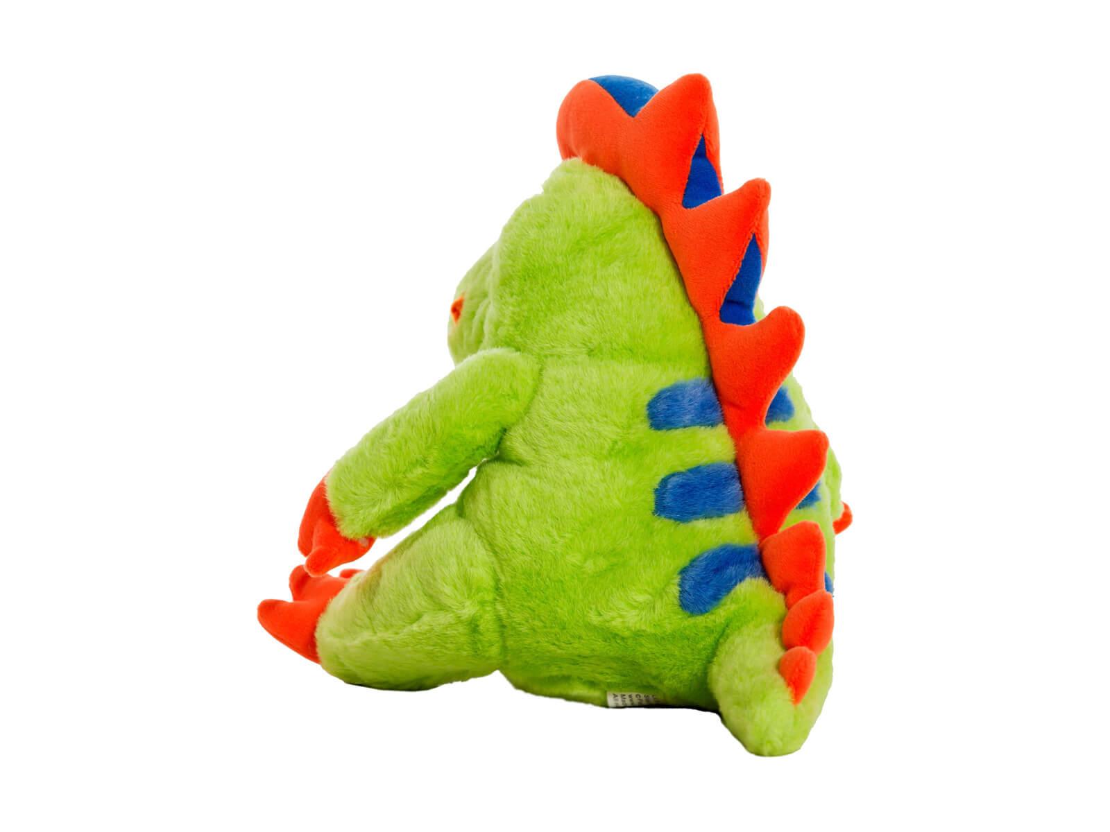 Lil Farley Flossisaurus Dental Puppet - Back