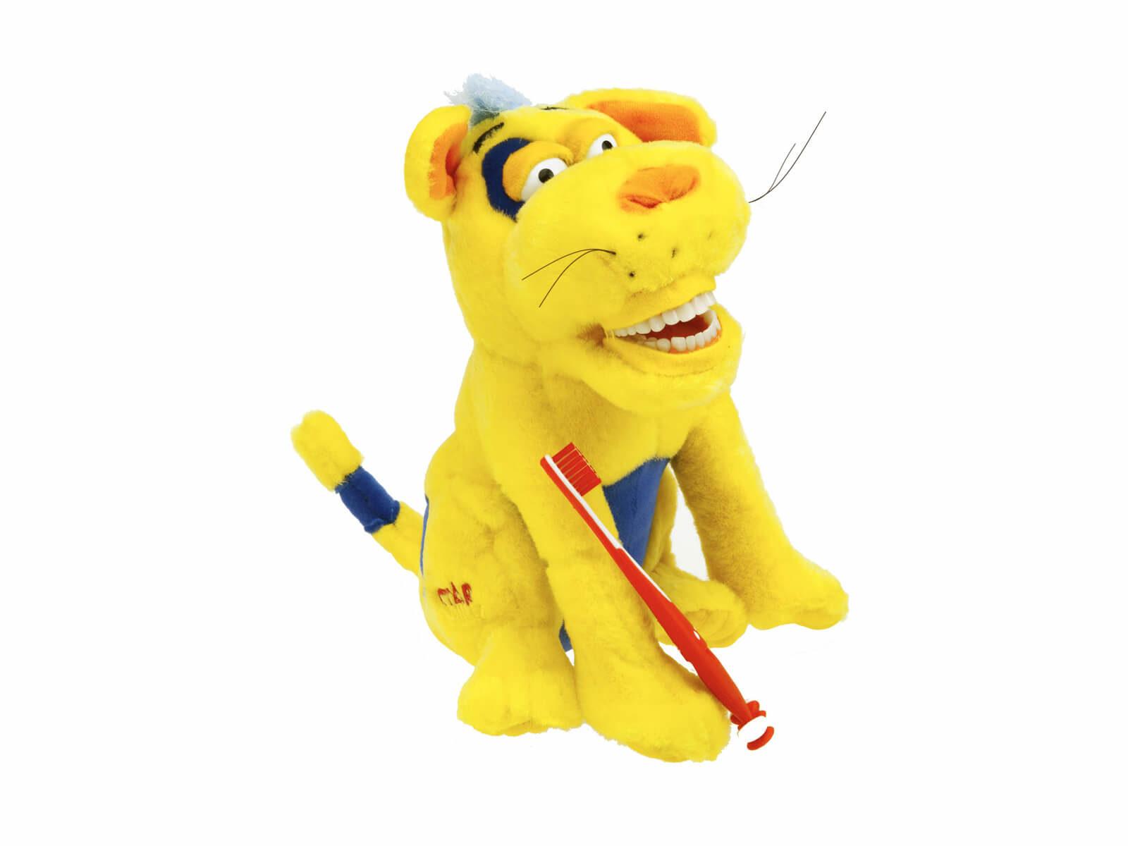 Lil Ollie Mutt Dental Puppet - Front