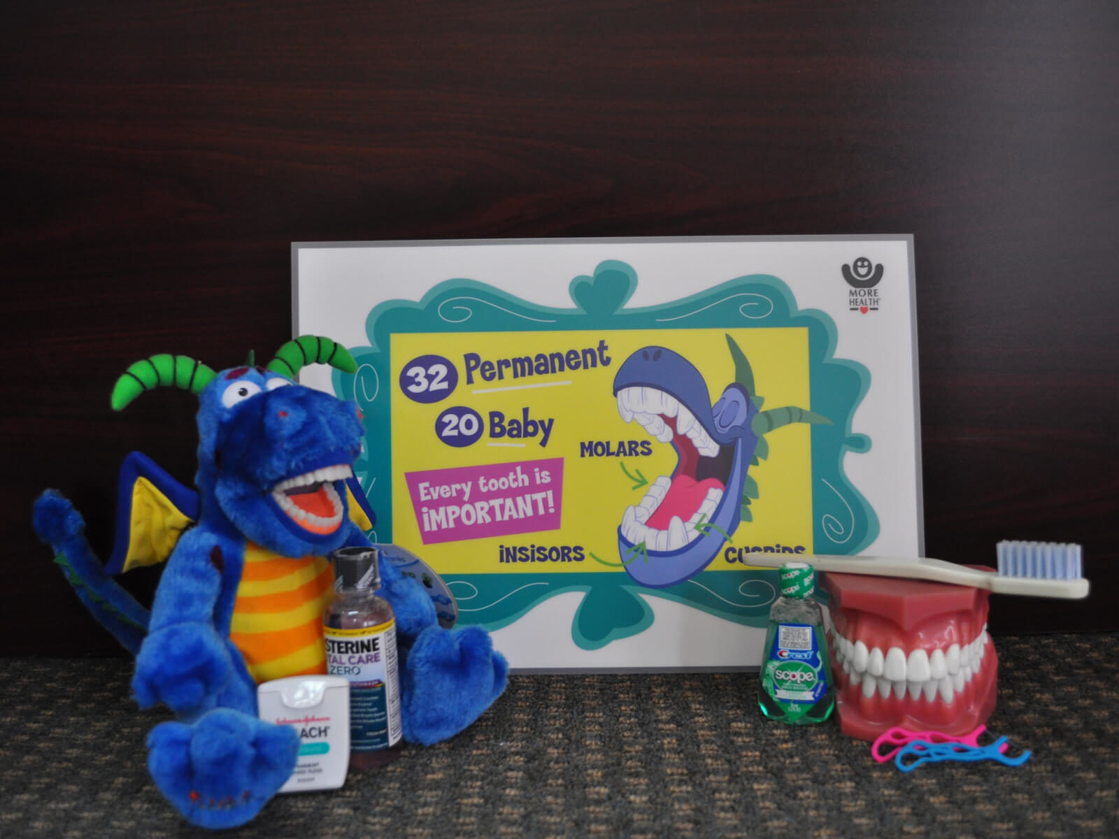 Oral Hygiene Education Kit