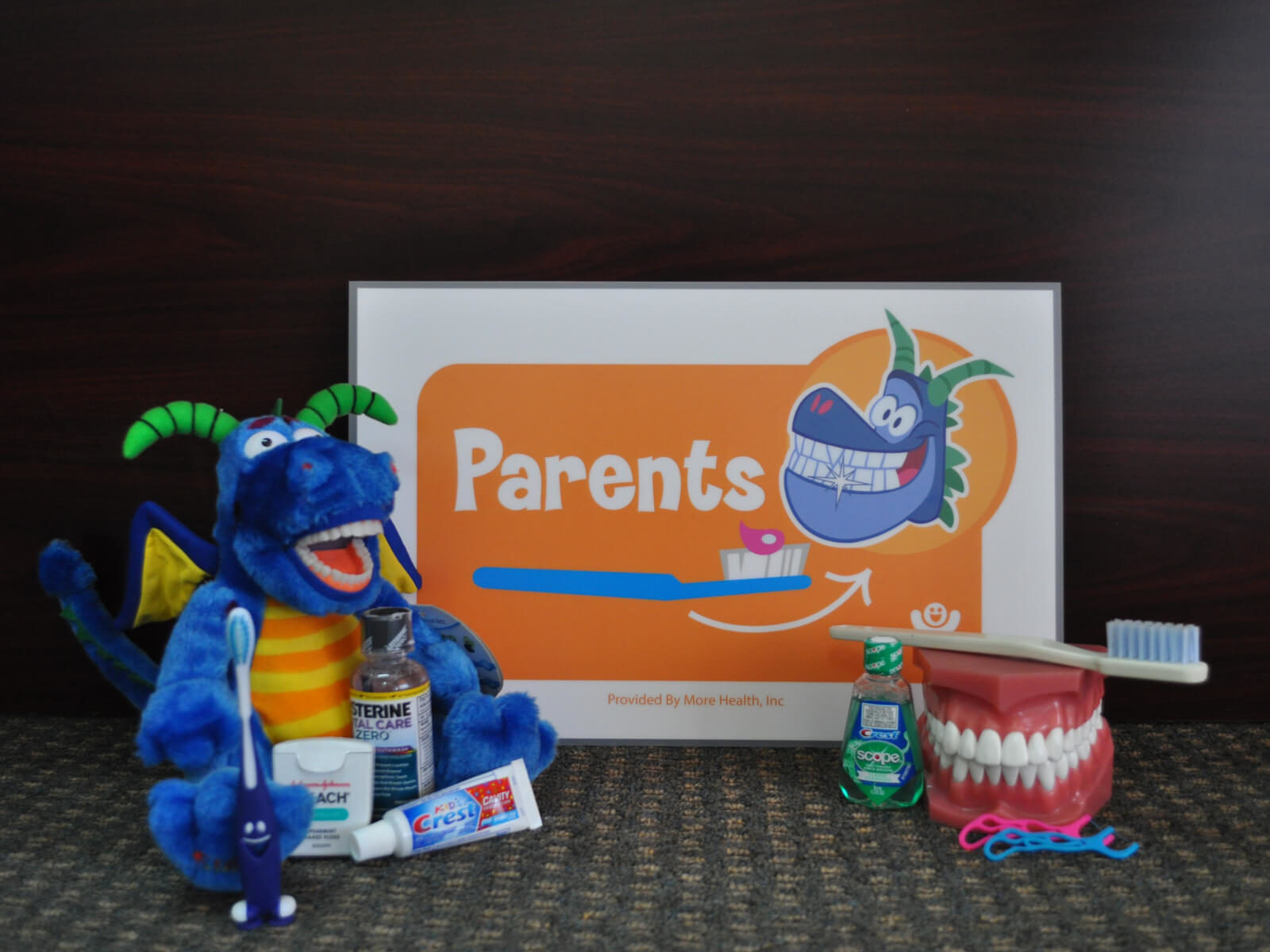 Parent Oral Health Education Kit