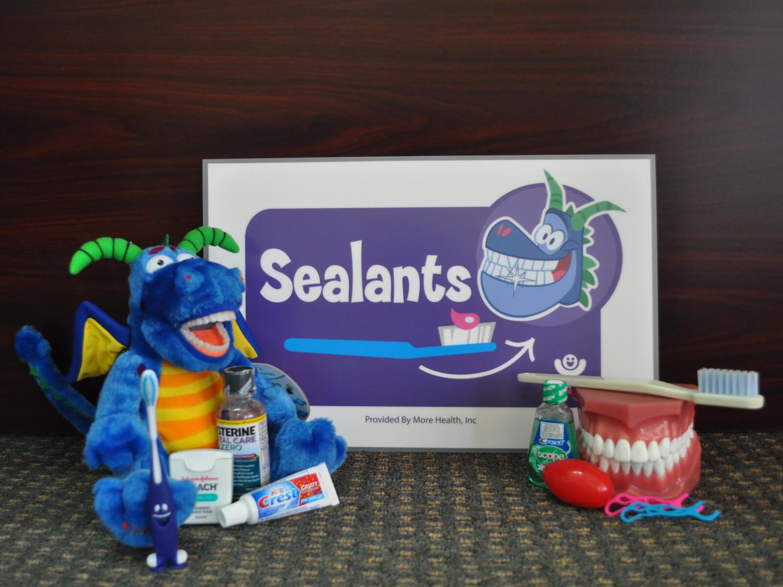Sealant Education Kit