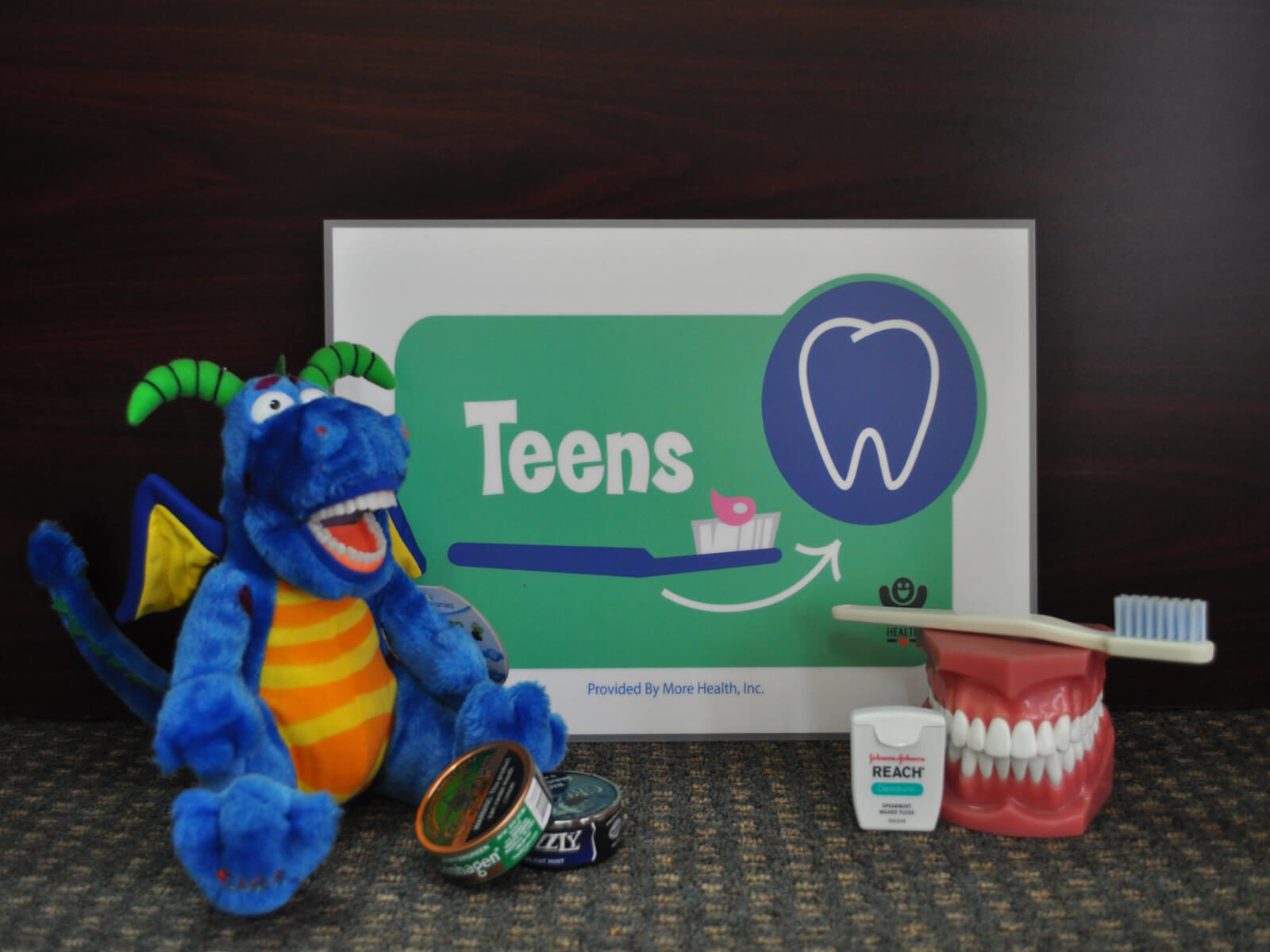 Young Adults Oral Health Education Kit