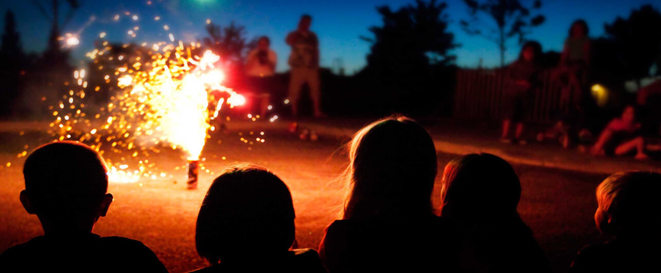 Fireworks Safety More Health Inc