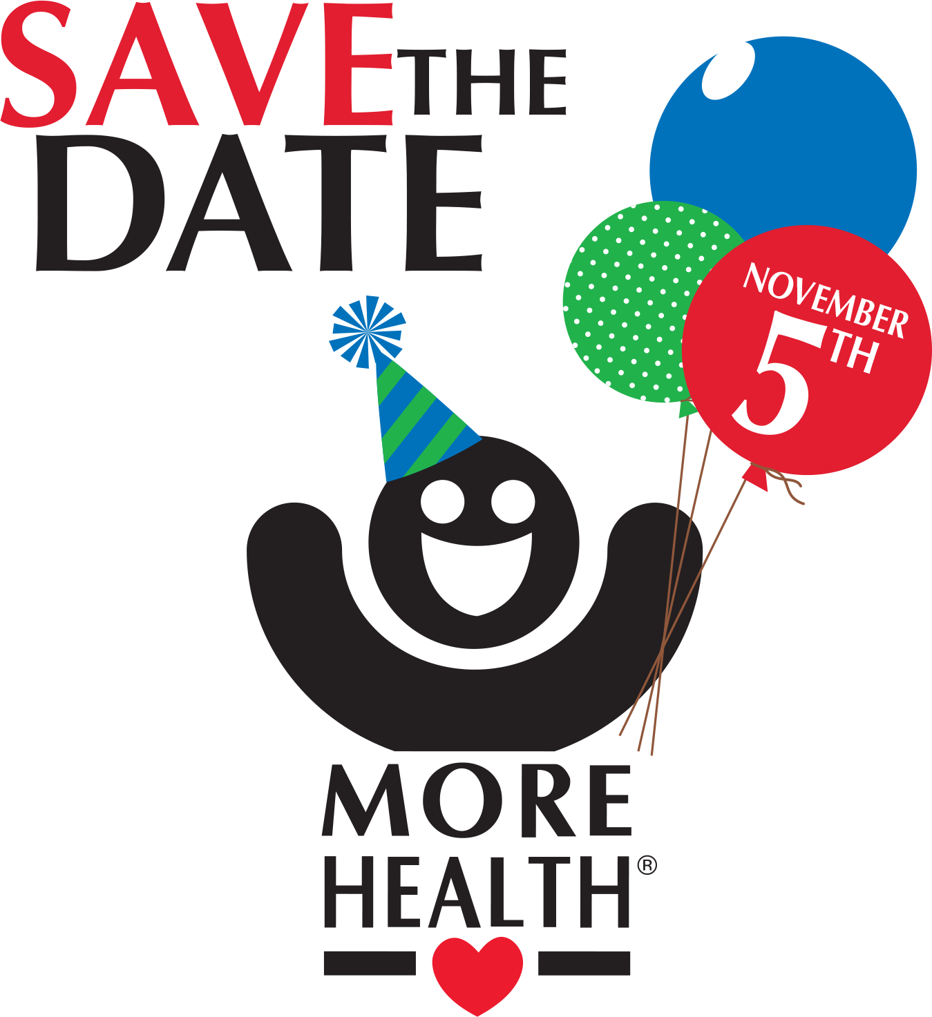 More Health 30th Anniversay Save The Date