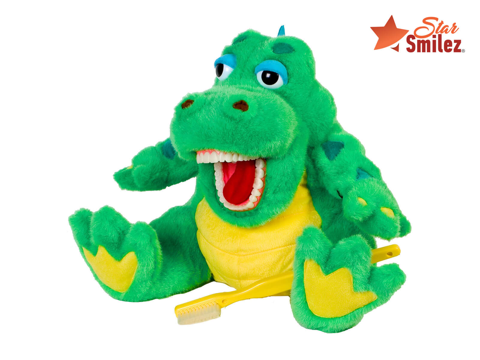 Al E. Gator Dental Puppet