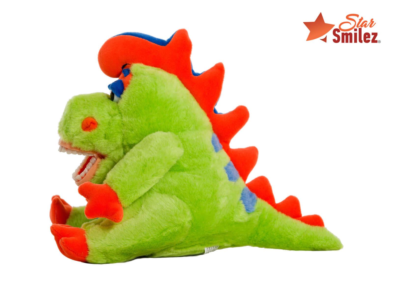 Lil Farley Flossisaurus Dental Puppet