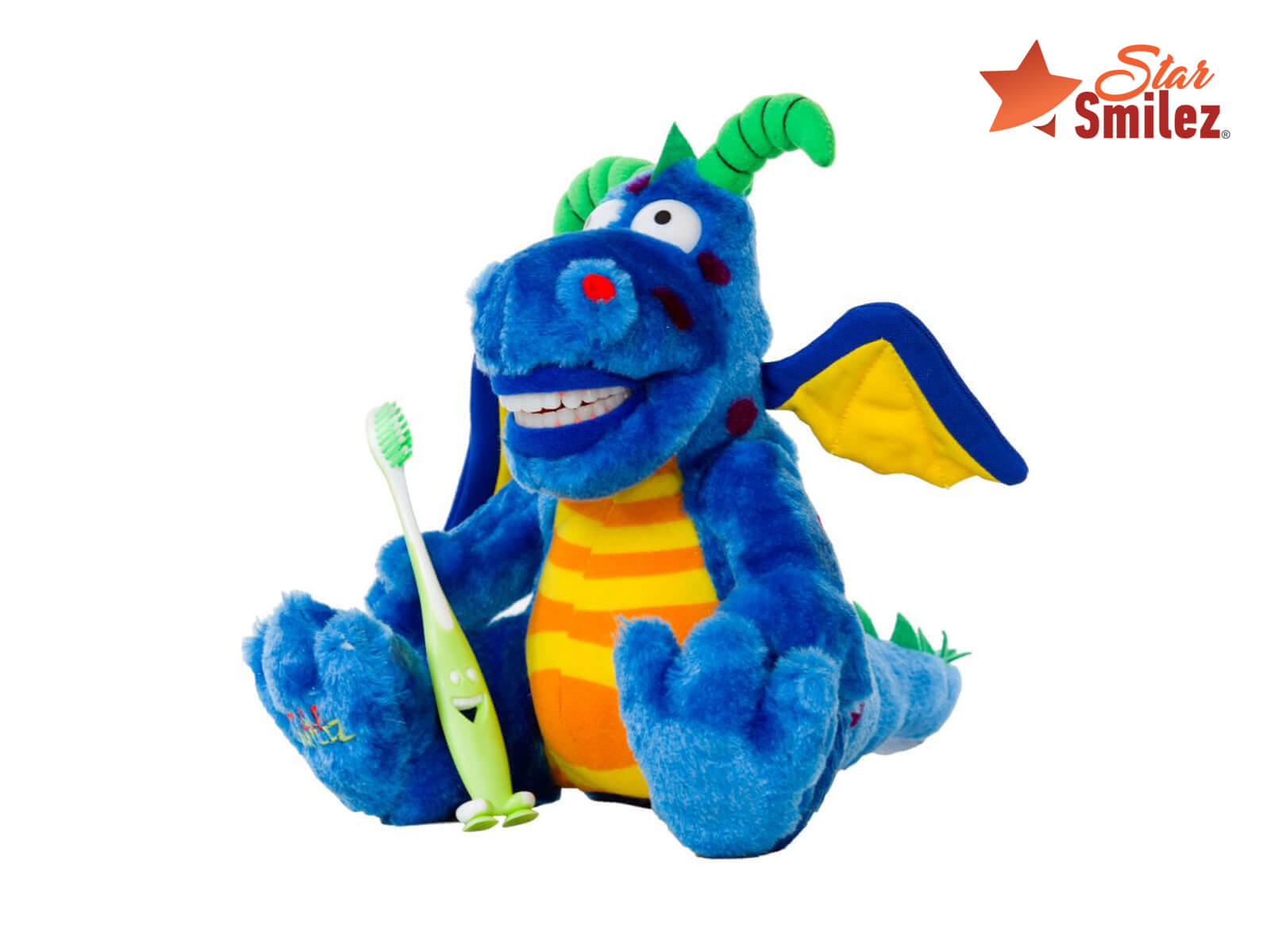 Lil Magi Dragon Dental Puppet