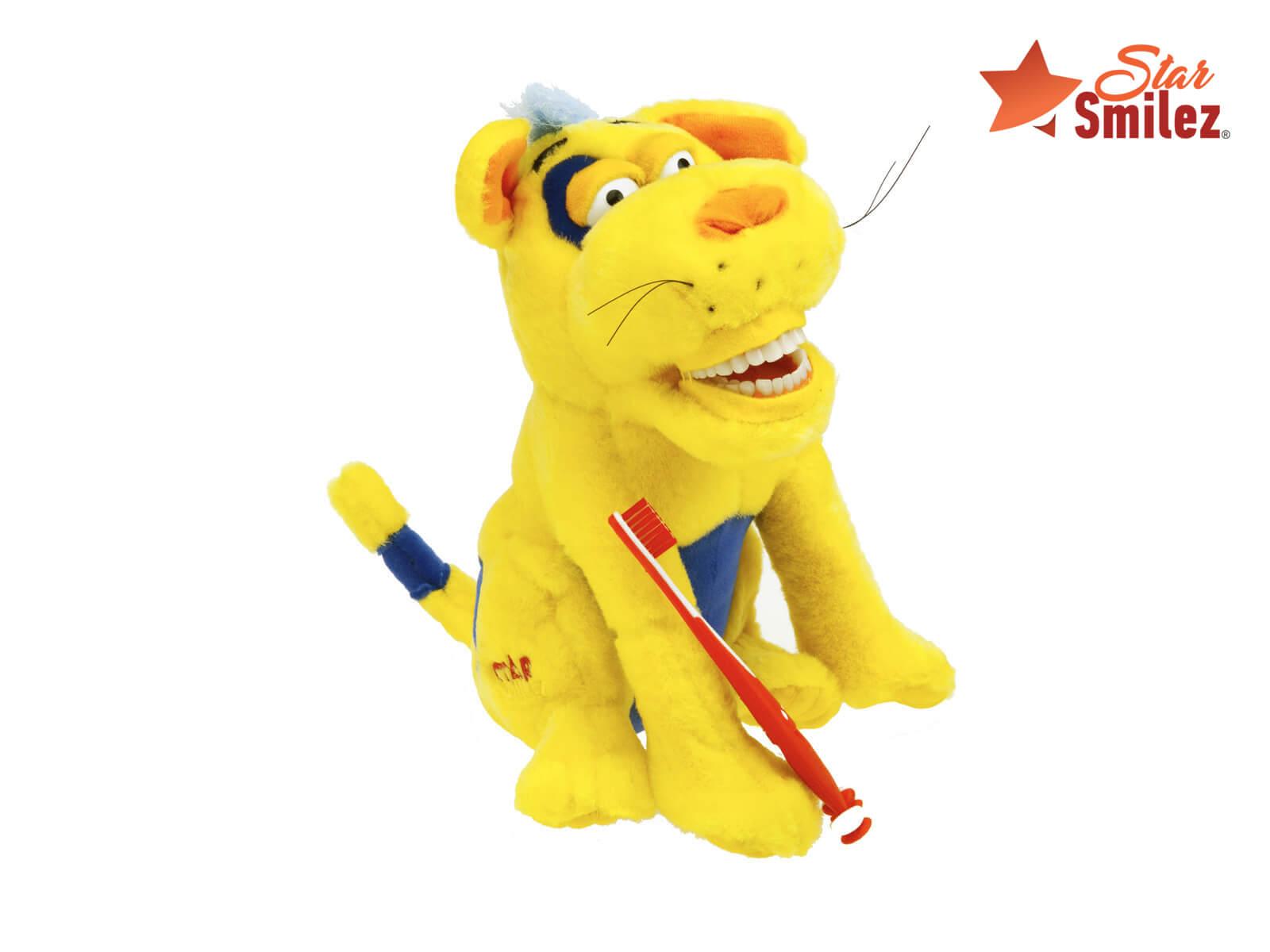 Lil Ollie Mutt Dental Puppet