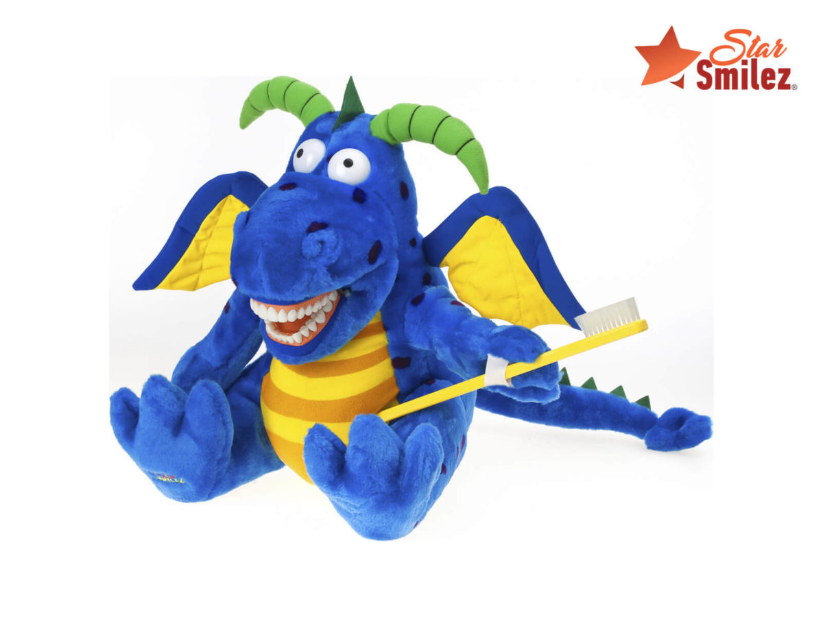 Magi Z Dragon Dental Puppet